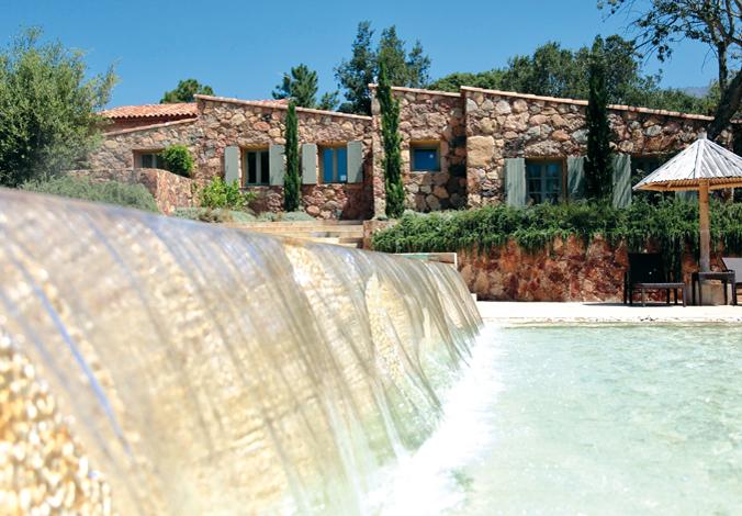 Maison louer corse ventana blog - Location villa avec piscine en corse ...
